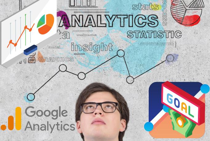 Google Analytics Setup and setting up goals in google analytics