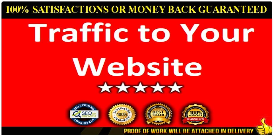get unlimited hUMAN traffic BY google twitter Youtube and many more to web site 30 days