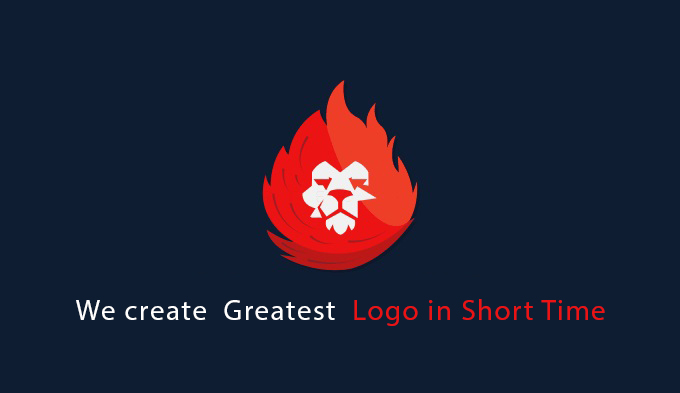 We create world class Logo in Short Time