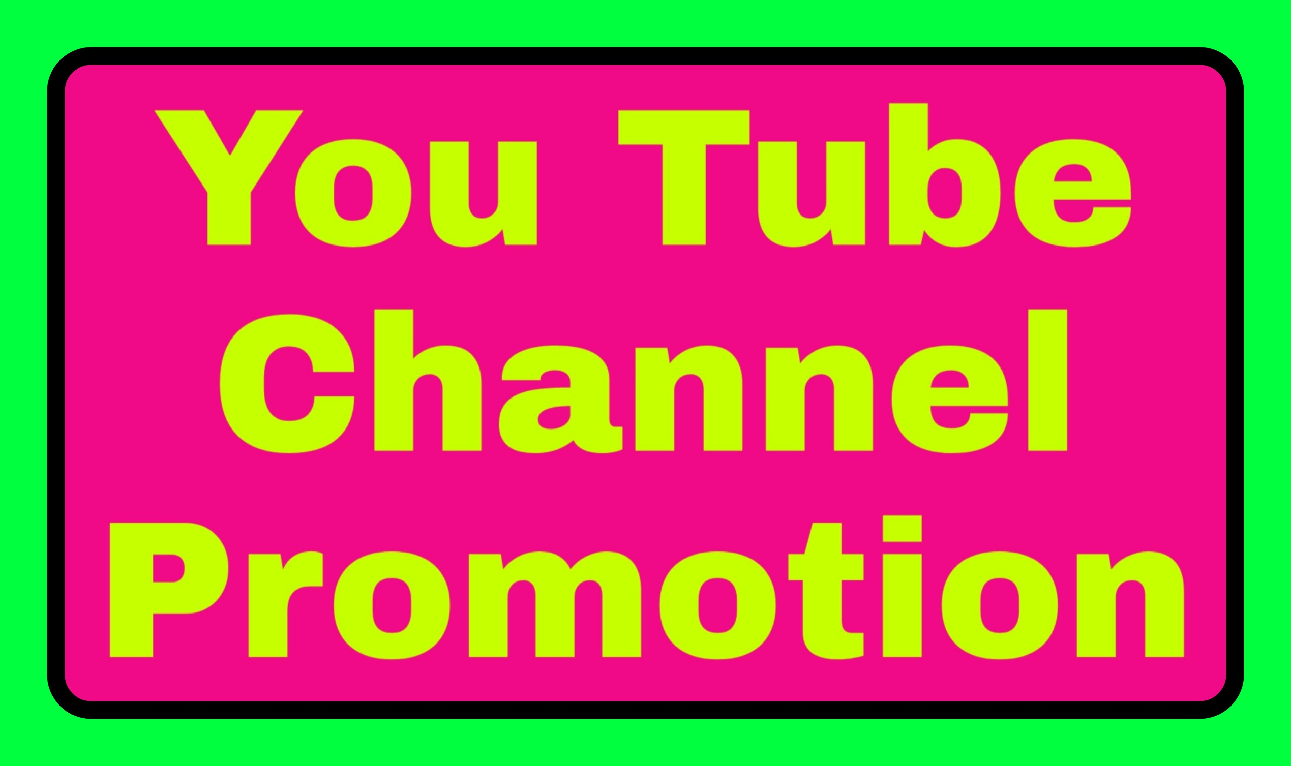 Channel Promotion Via Real User Instant Start & Fast Delivery
