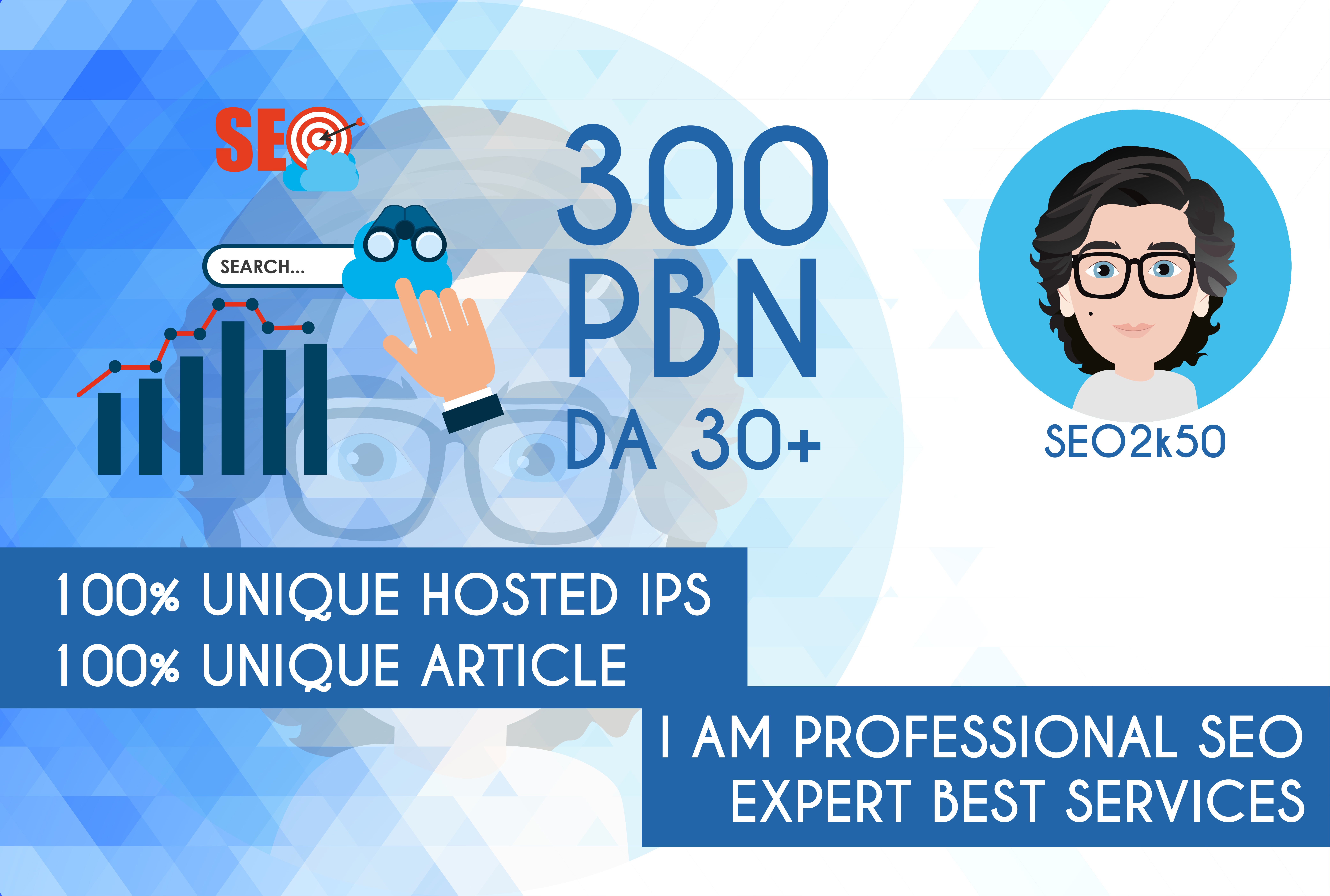 Create PBN 300 Permanent DA 30+ Homepage high quality dofollow Backlink