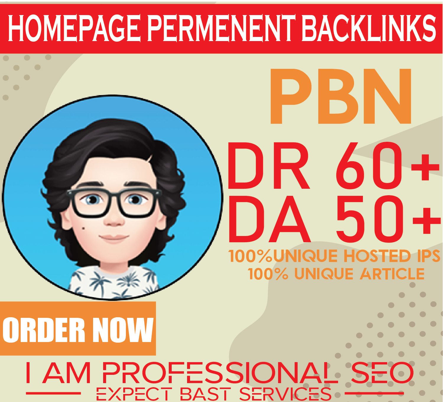 I will build 10 PBN permanent DR 60+ DA 50+ homepage super powerful High quality dofollow backlinks