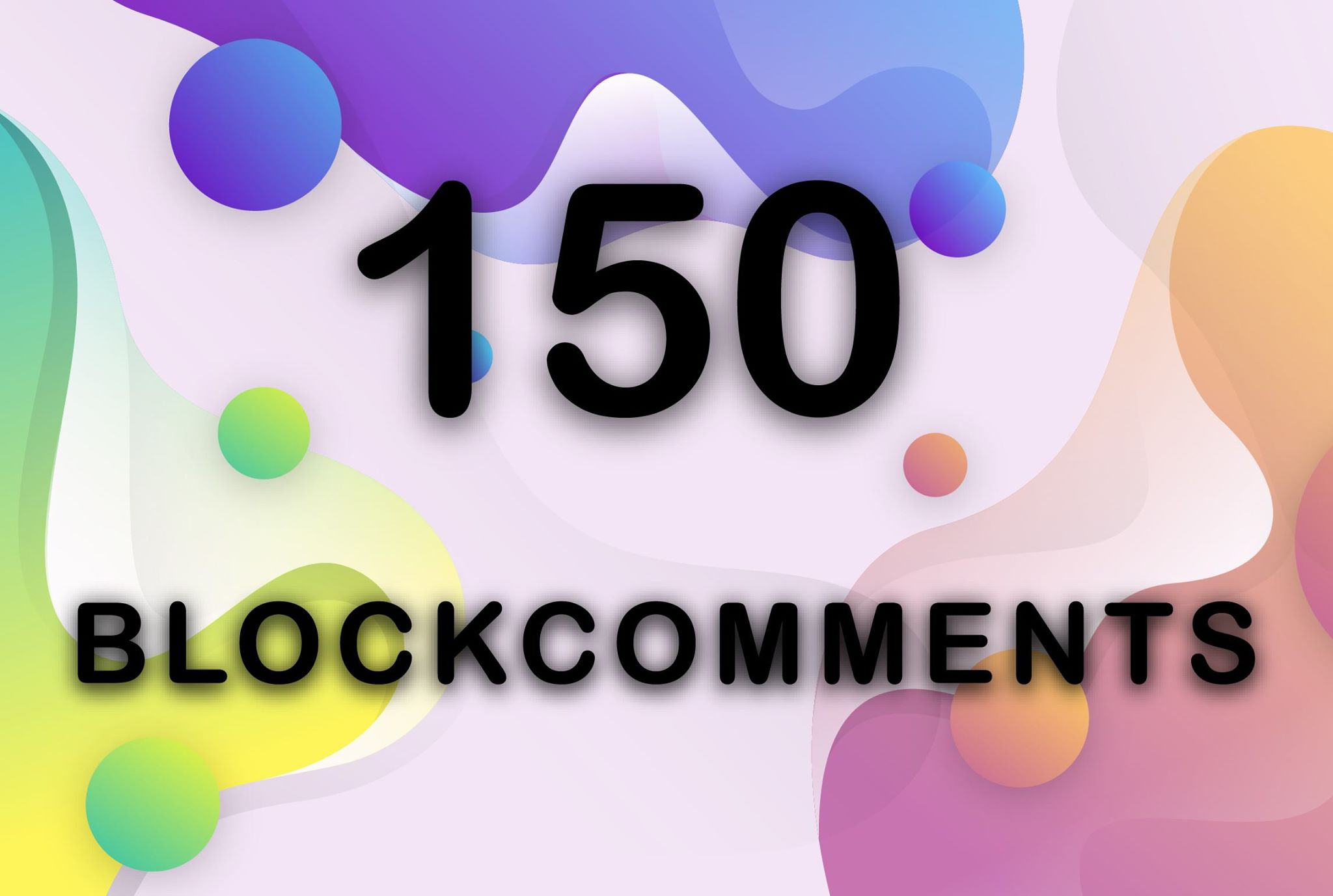 I will do 150 unique domain high quality blog comment