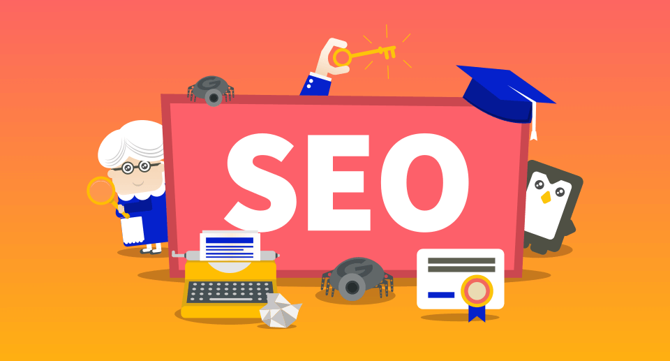 SEO of the Website's 2 to 8 Pages Complete On-page SEO