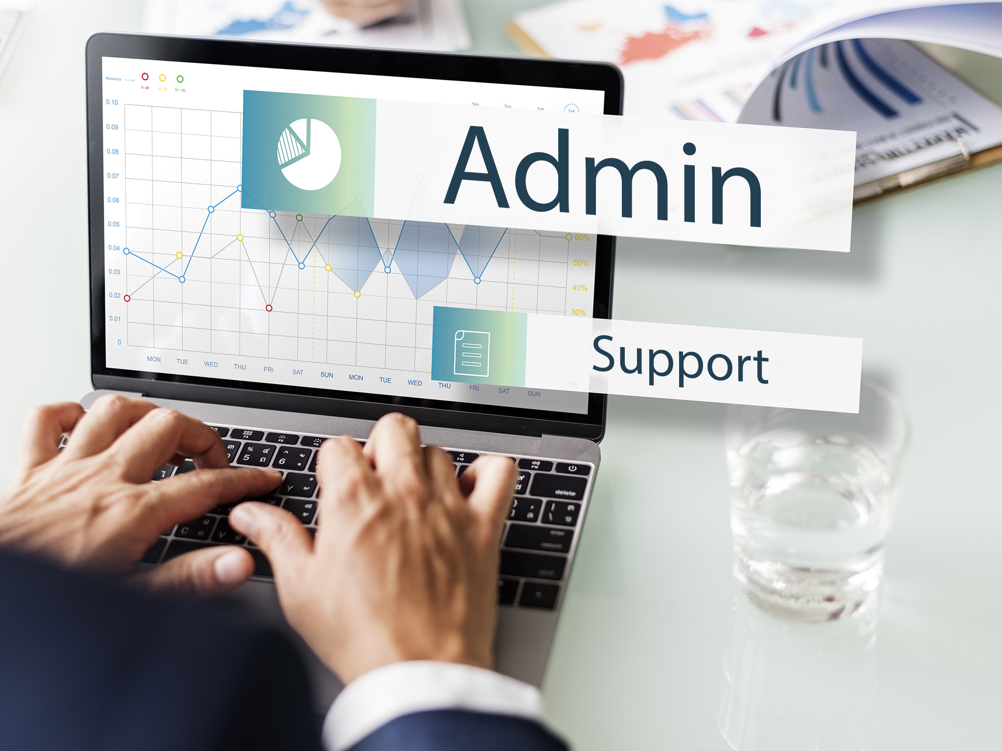 I will do some Data Entry,  Data Analysis,  Web Research,  and Admin Support.