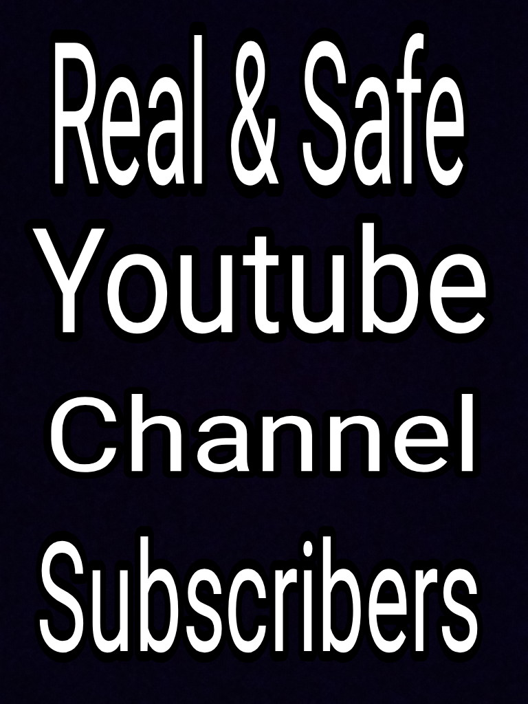 High quality Youtube Promotion with real & active users with super fast delivery within 2-6 hours