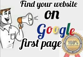 will rank your website 1st on google by best seo service