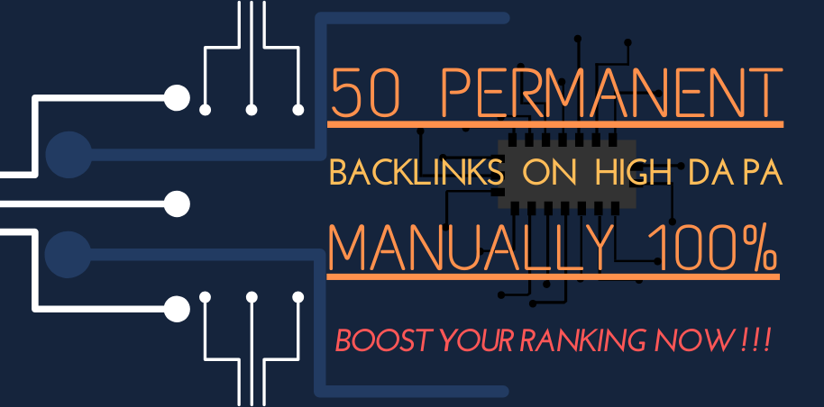 High DA PA permanent pbn backlinks to boost your website ranking