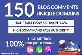 I will do 150 unique domain high authority backlinks