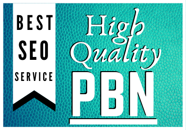 Build High Quality 40 PBN Seo Backlinks Homepage Dofollow