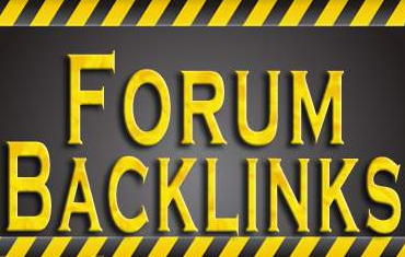 50 quality forum posting backlinks to increase your website ranking