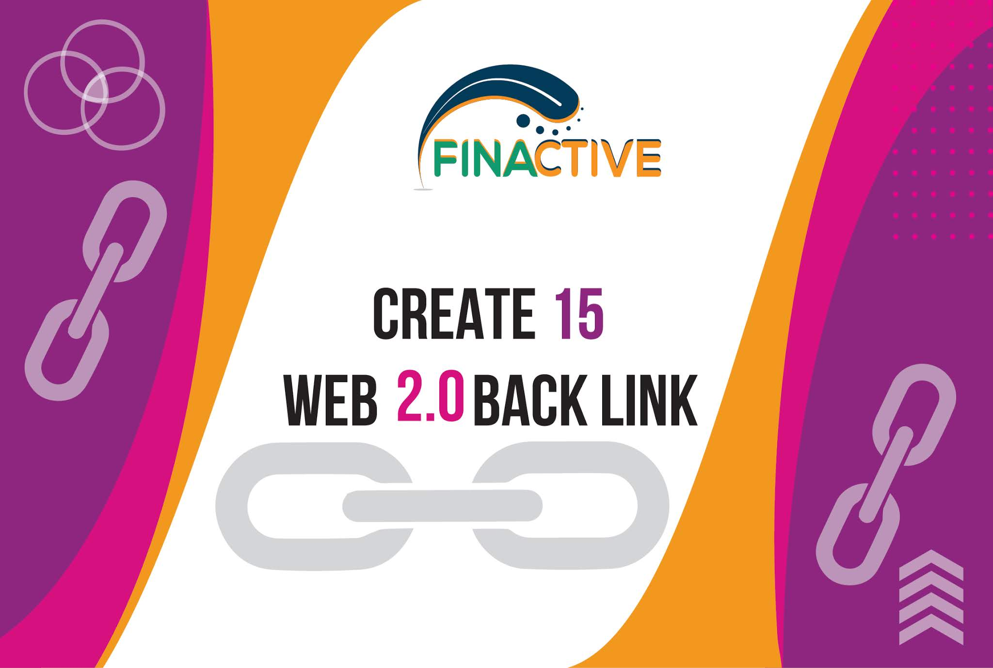 We Will Create 15 Web 2.0 Links For Your Website