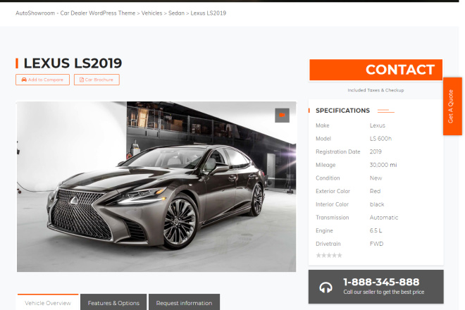 Auto & Moto Themes for WordPress and Joomla