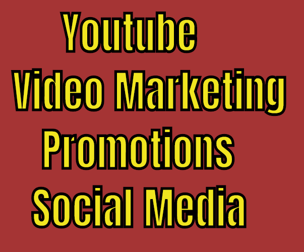 Get YouTube High Quality Video marketing Package Promotion