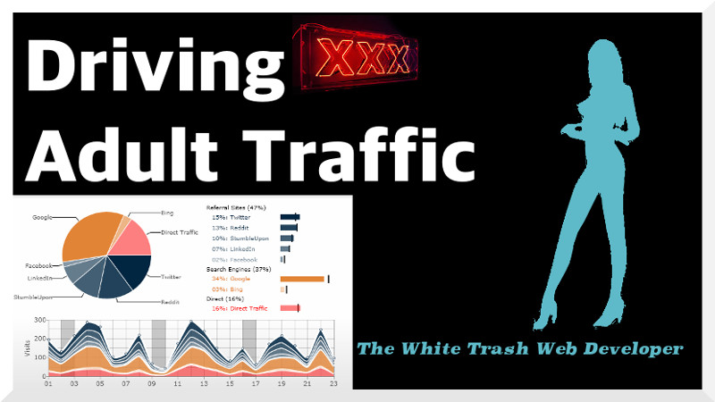 Driving Adult Traffic From Worldwide XXX Search Engine Traffic To Your Website