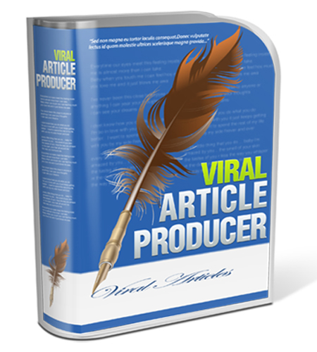 Discover How to Produce Profit-Pulling &ldquo Viral Article&rdquo Mini-Sites in Minutes NO HTML KNOWLEDGE REQU