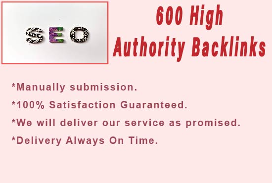 I will submit 600 highly DA-PA blog comment backlinks