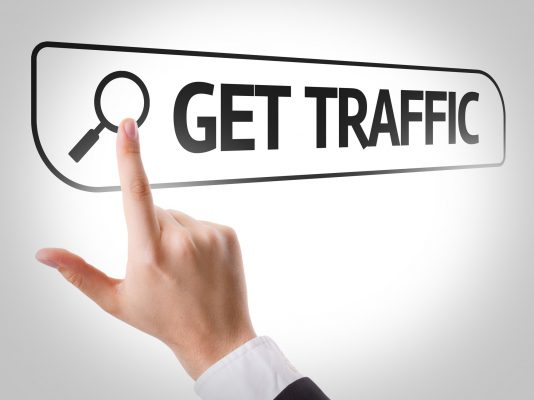 click and drive real targeted traffic,  quality visitors for your website
