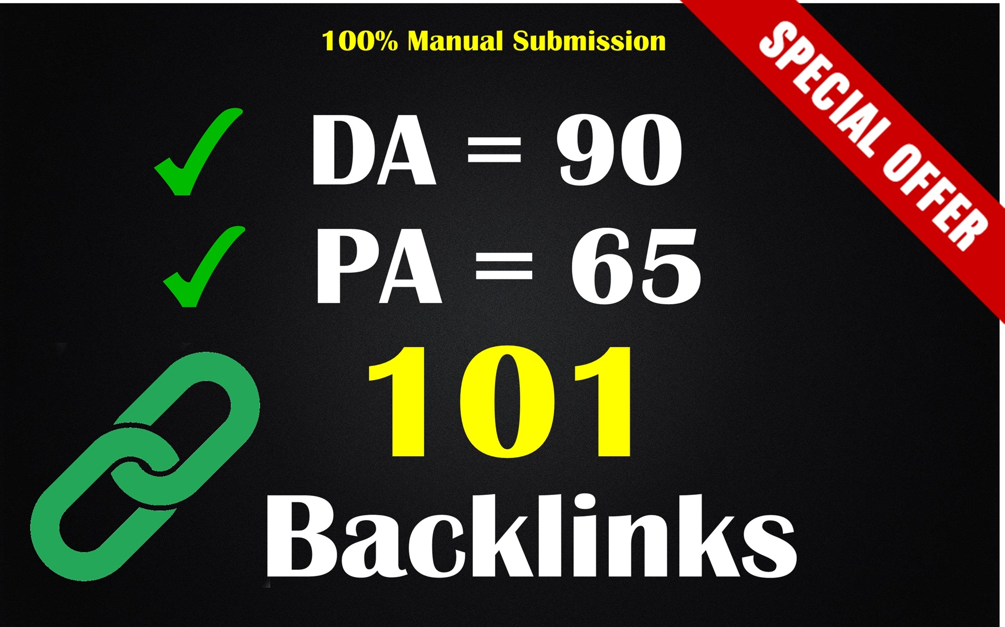 I Will create 100 blog commenting backlinks