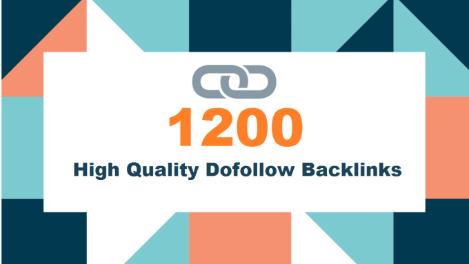 I will do 1200 Dofollow Blog Comments HQ links