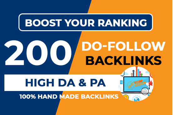 I will do 200 dofollow blog comment on high da pa links