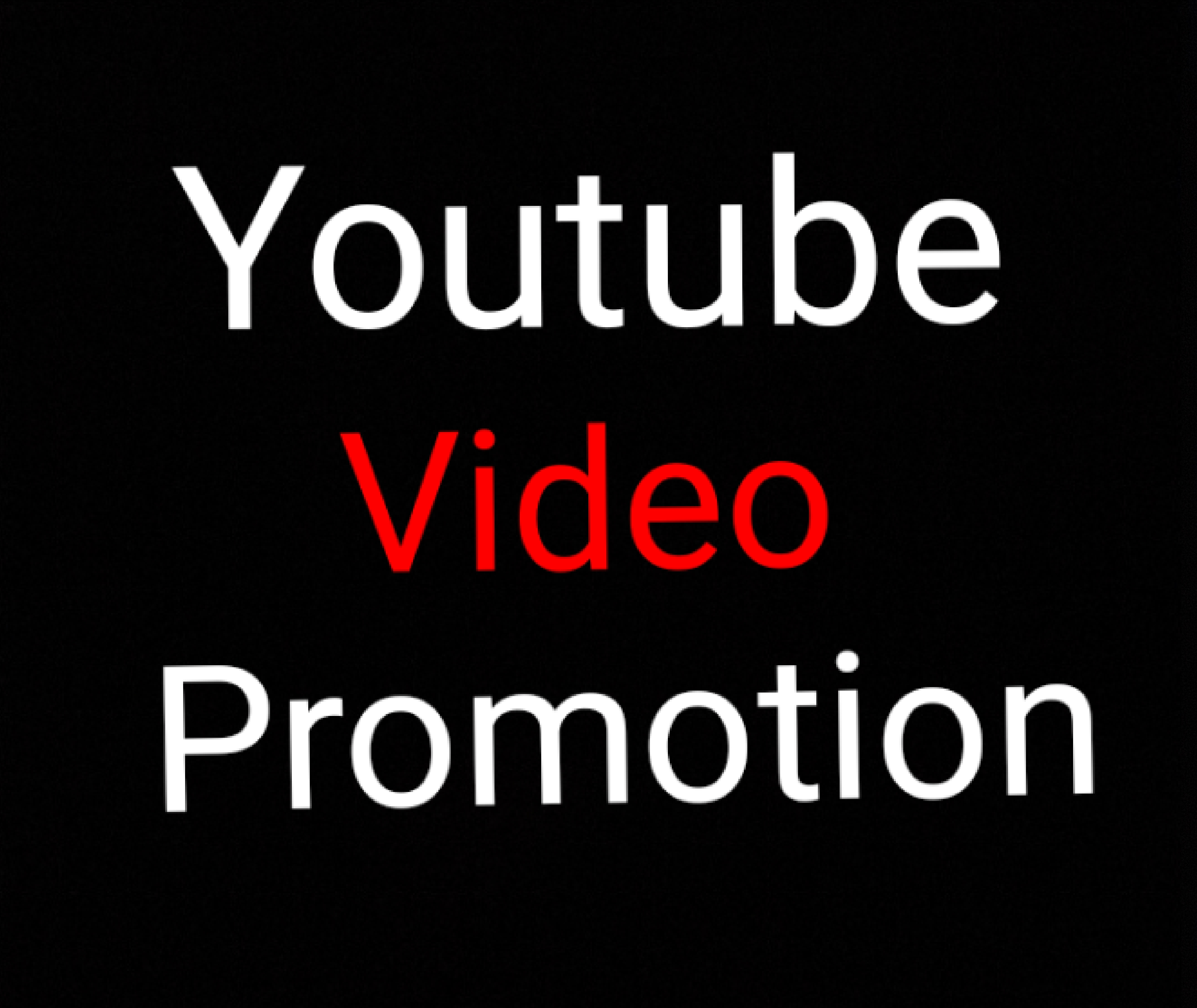 Non drop Basic YouTube promotion real & very fast delivery