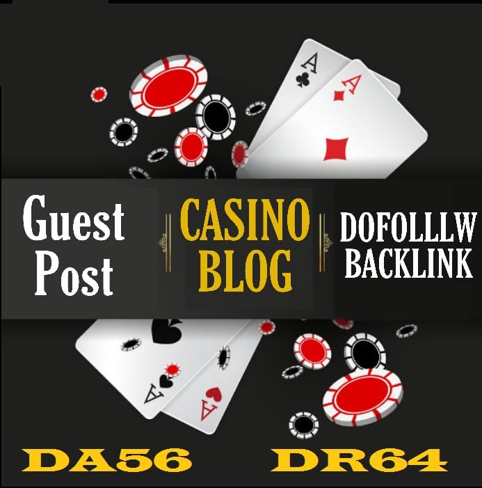 Guest Post On Casino Poker Gambling Blog DA56