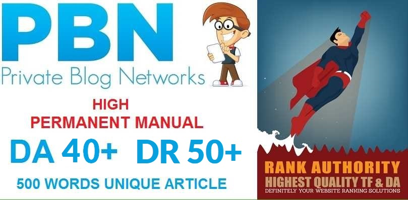 Best 30 web 2.0 PBN backlinks from Unique 30 domains