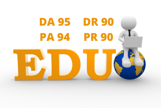 Strong DA 95 Edu Guest Post Index Within 1 day