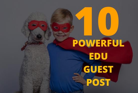 Super Powerful 10 EDU guest post
