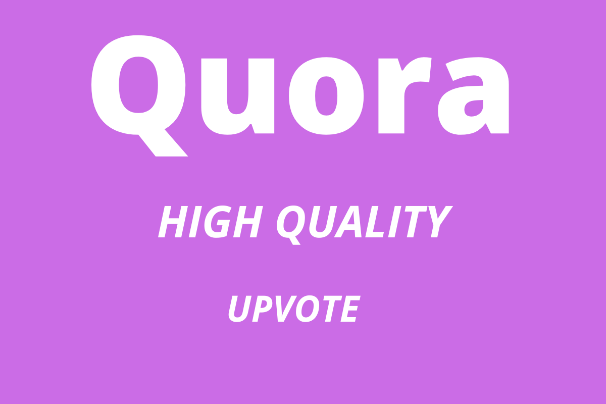 SUPER FAST 20+ High Quality worldwide Upvote