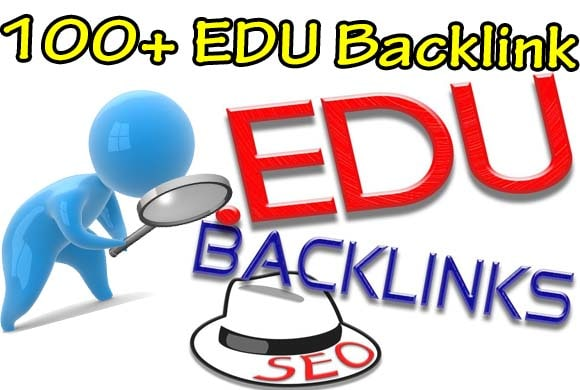 Create 100 edu backlinks high domain authority