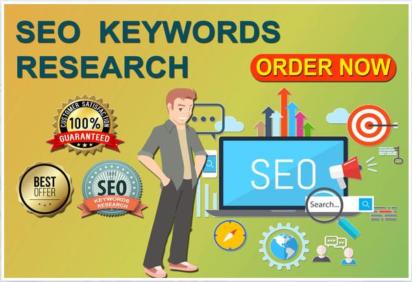 Do website SEO keywords research