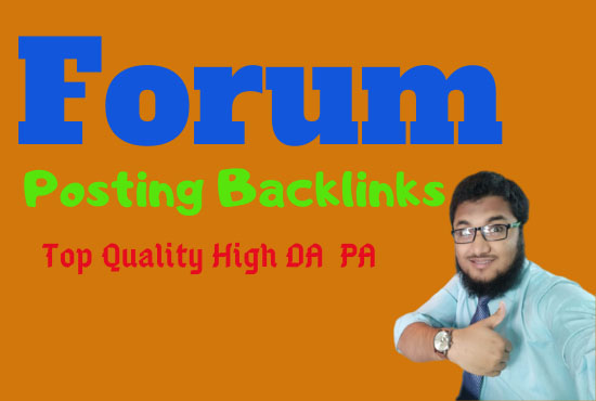 I will build 10 high quality SEO backlings with manual linkbuilding