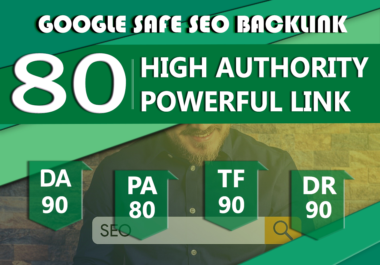 I Will Manually Do 80 UNIQUE PR10 SEO BackIinks On DA 90 Sites To RANK Your Website