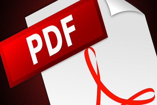 I will do a manual PDF submission to top 20 document sharing sites