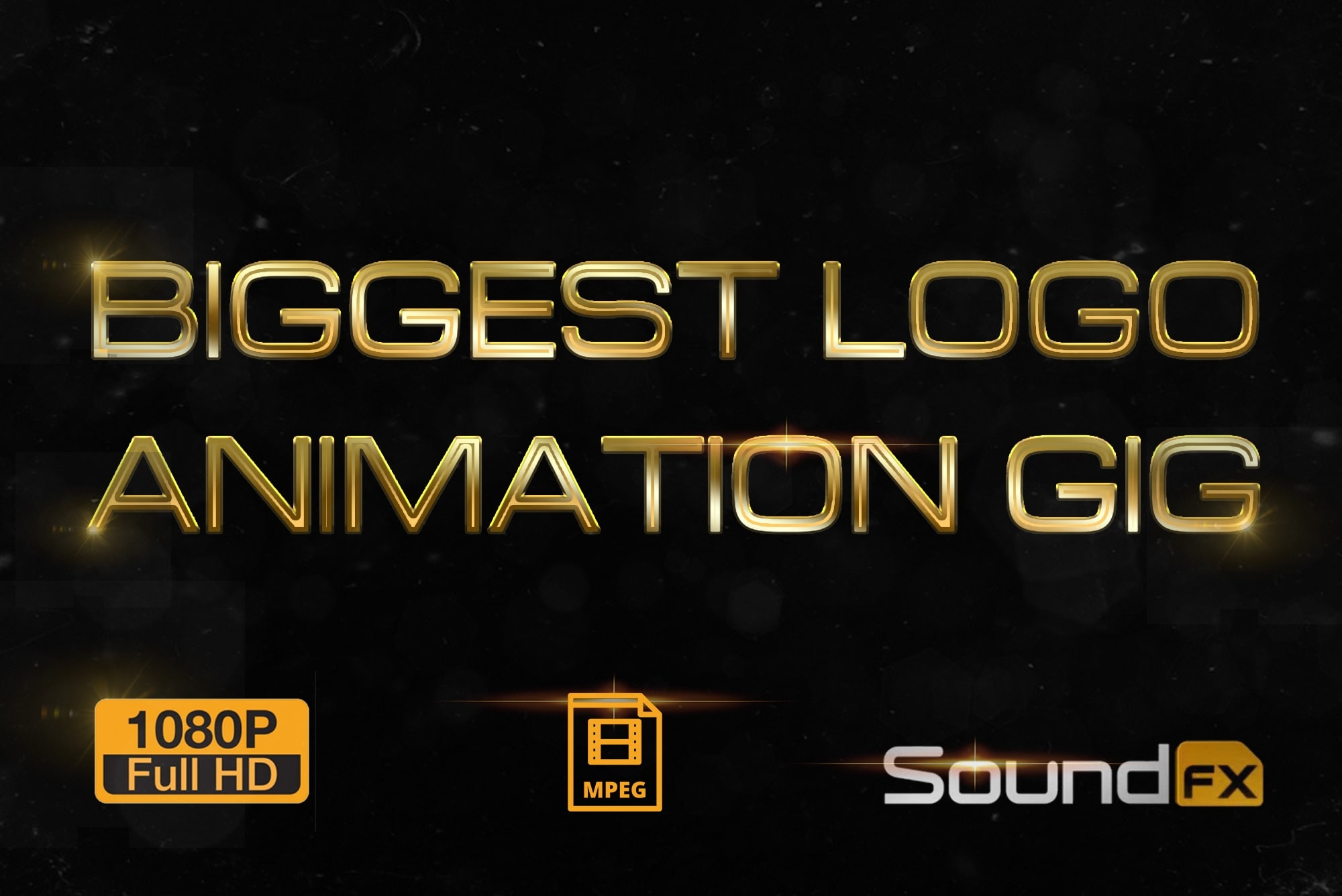 I will create 5 eye catching animated logo intro videos.