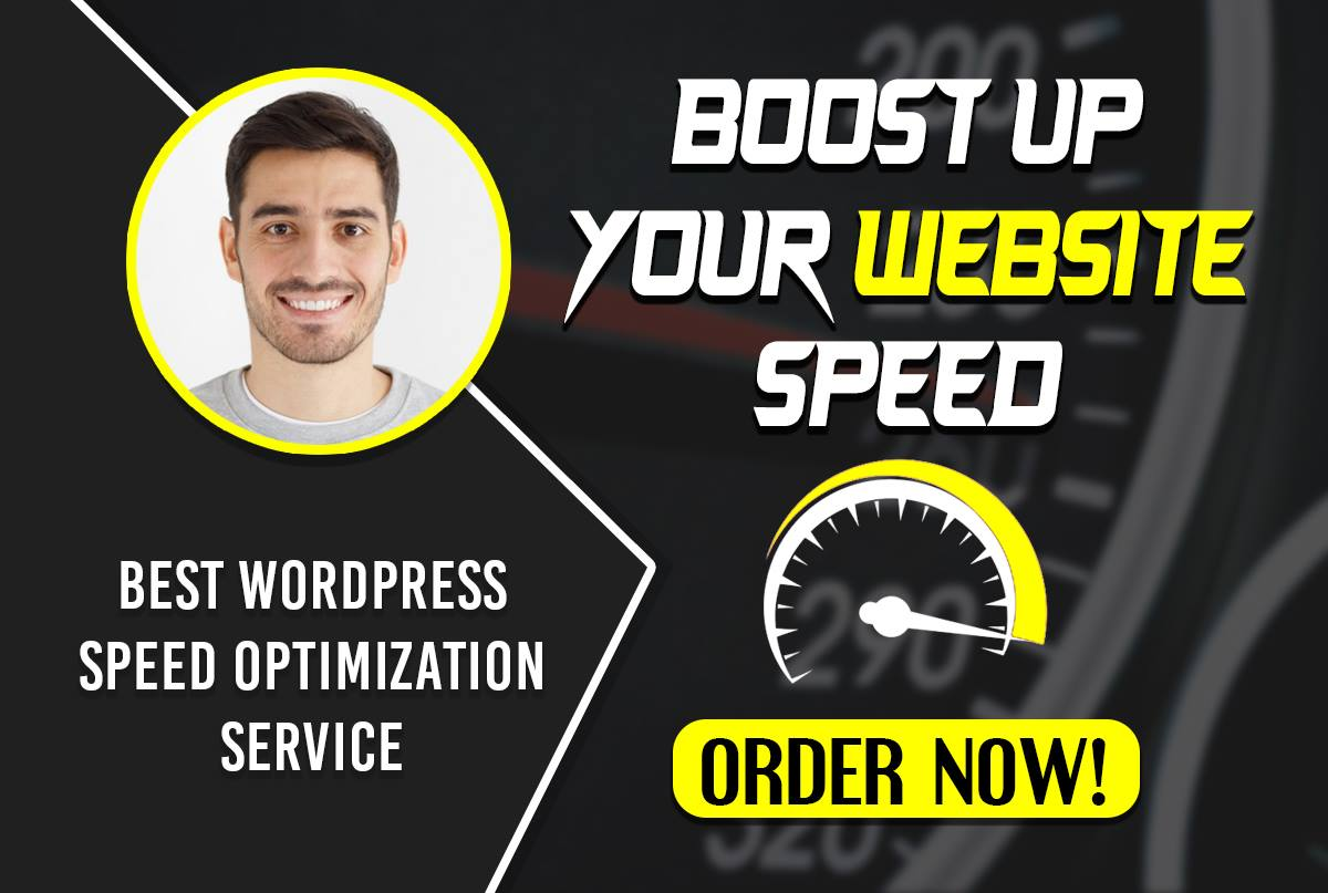 I will speed up your wordpress website speed in 24 hrs