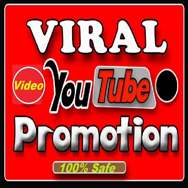 Do fast Organic YouTube video promotion and social media marketing