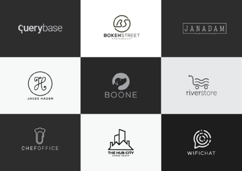 I will Design 3 Minimal Eye Catching Logos for you