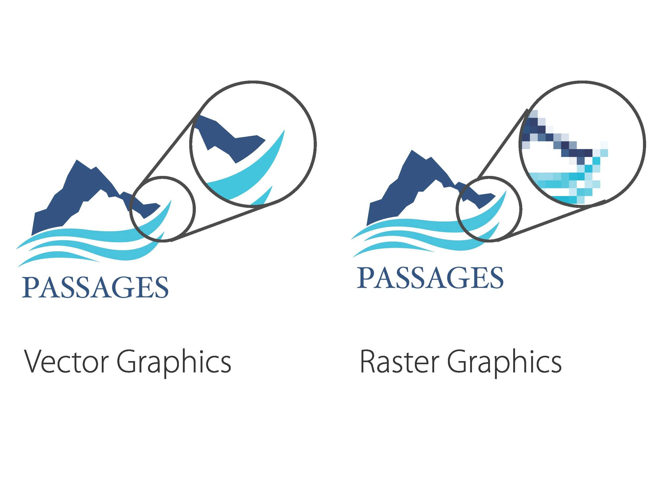 I will convert your Low quality logo to High Resolution logo