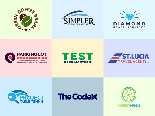 I will design Minimal Logo for your company