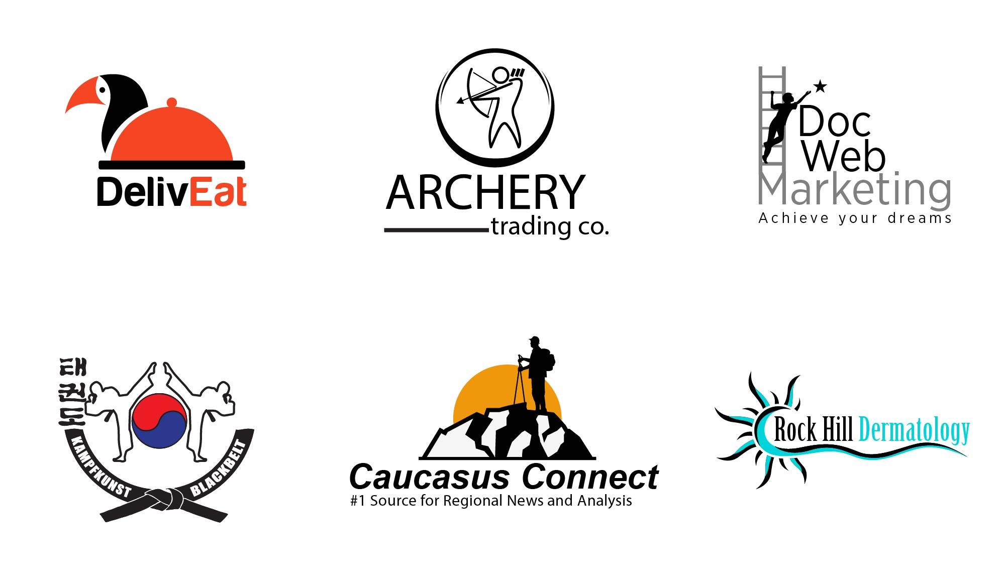 I will design Creative and Professional Minimalist Logo Design Service