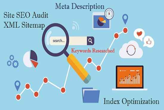 I will make onsite SEO for your website or blog