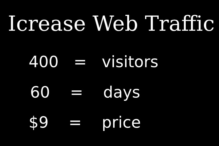 Drive unlimited traffic to your site blog or product