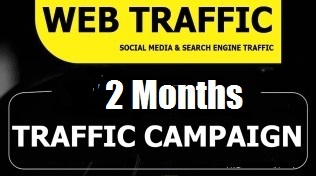 Drive Unlimited Web Traffic to Your site, Bog or Product