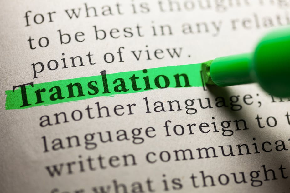 I Will Translate Any Article Into English-French-Italian-Arabic