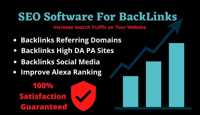 referring backlinks seo software for website top ranking