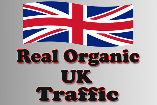 I will send keyword target UK website traffic with low bounce rate