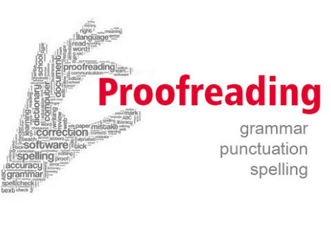I am experienced Proofreader. Postgraduate Mumbai University